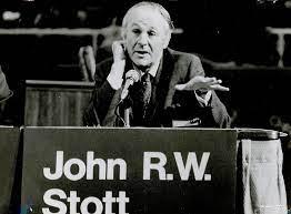 John Stott a IFES Urbana nel 1973